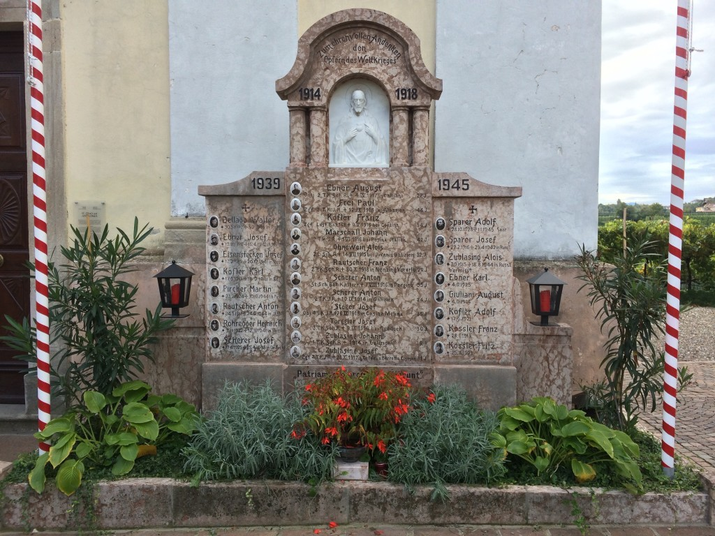 Denkmal in Missian